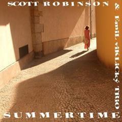 Obrázek EMIL VIKLICKÝ TRIO A SCOTT ROBINSON, Scott's Blues