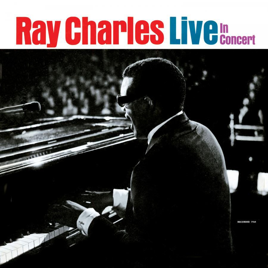 Obrázek RAY CHARLES, In The Evening (When The Sun Goes Down)