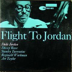 Obrázek DUKE JORDAN, Flight to Jordan