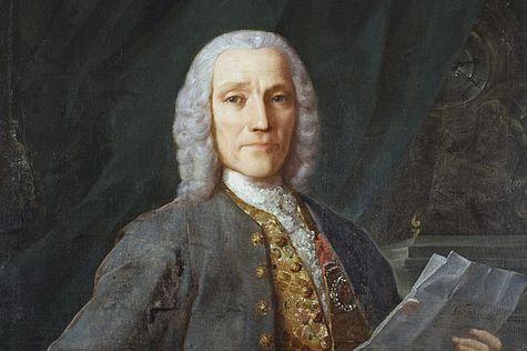 Obrázek Domenico Scarlatti: Sonáta K 209, Hraje Siempre Nuevo.