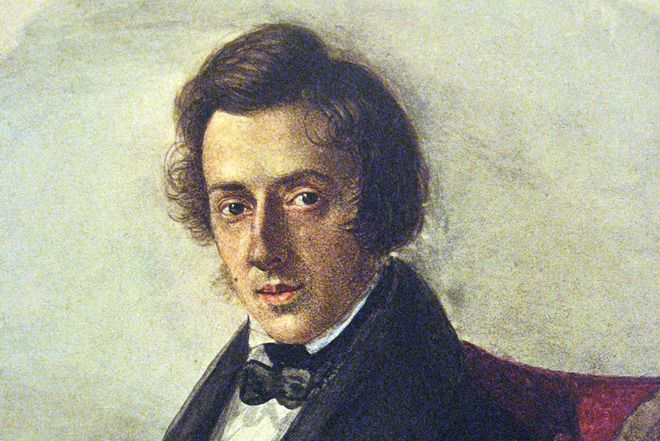 Obrázek Fryderyk Chopin: Balada pro klavír č. 3 As dur B…, Hraje Ivan Moravec (klavír).