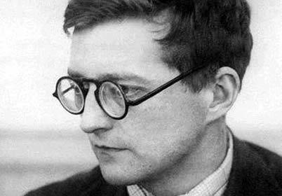 Obrázek Dmitrij Šostakovič: Trio pro housle, violoncello a…, Andante - Moderato - Poco piu mosso; Allegro con…