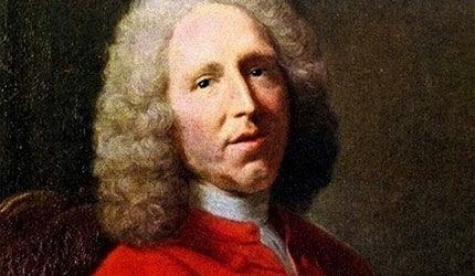 Obrázek Jean-Philippe Rameau: Les cyclopes. Rondeau, 10.…, Hraje William Christie (cembalo).