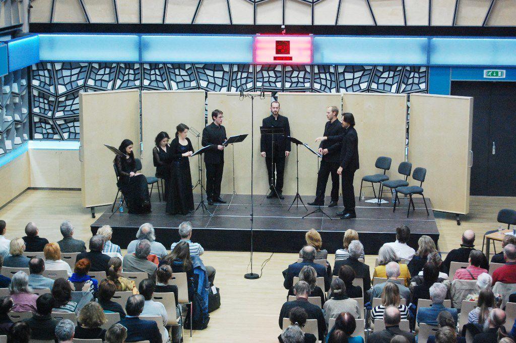 Obrázek Koncertní sezóna, Hudba z břehů řeky Prut. Skladby rumunských,…