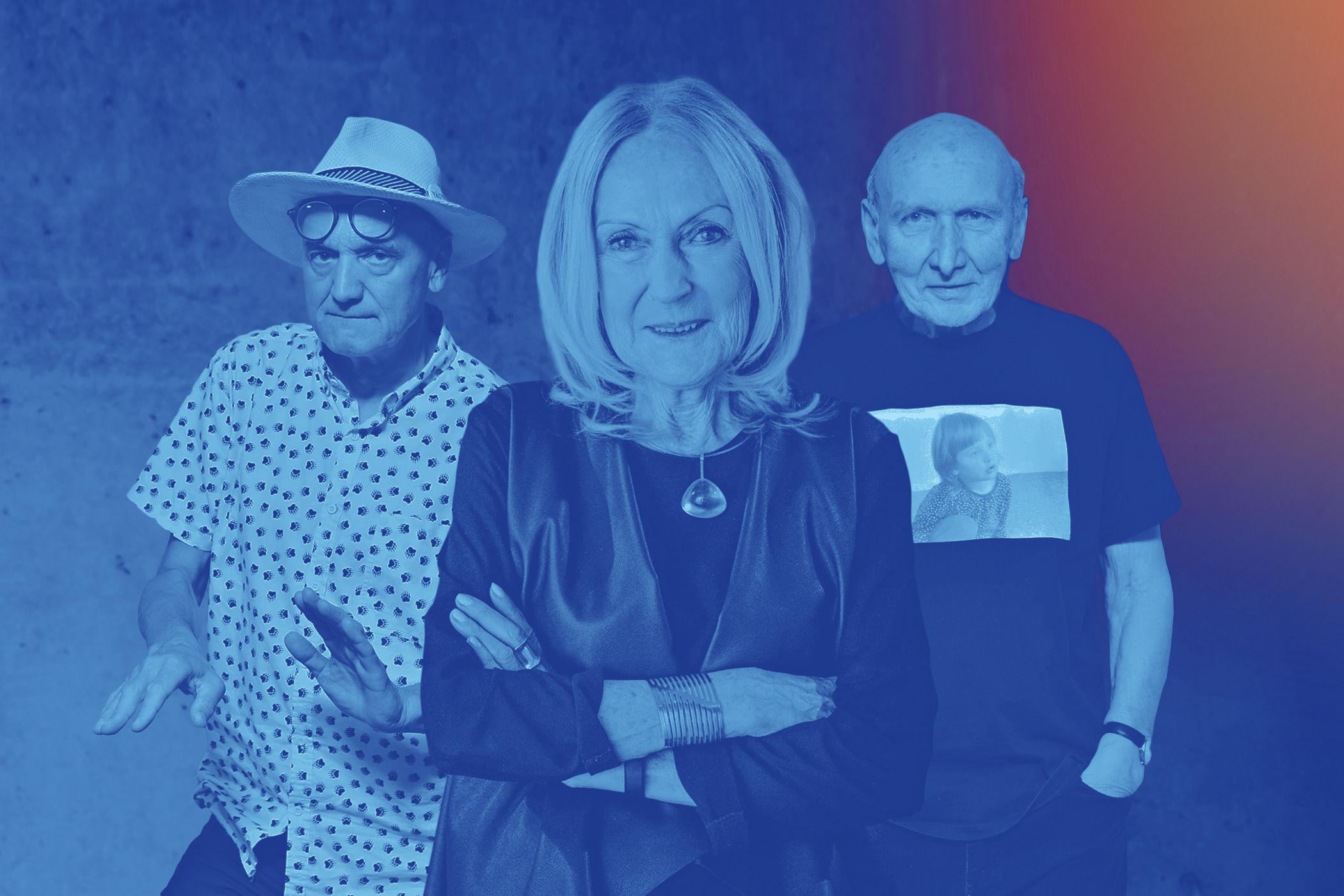 Obrázek Osudy, Břetislav Rychlík: Jeviště v mé prasklé hlavě aneb…