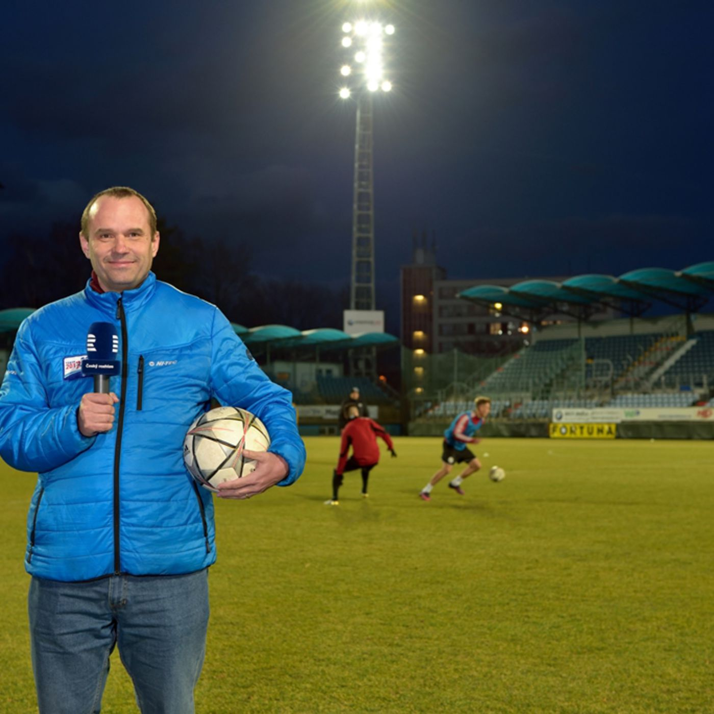 Českobudějovičtí futsalisté ve své první sezóně v nejvyšší lize drží krok se soupeři