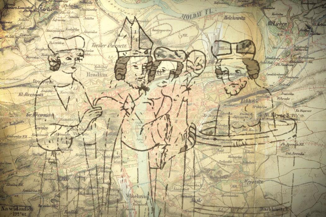 Obrázek Toulky českou minulostí, Doba zvaná po Lipanech. 241. schůzku nad knihou…