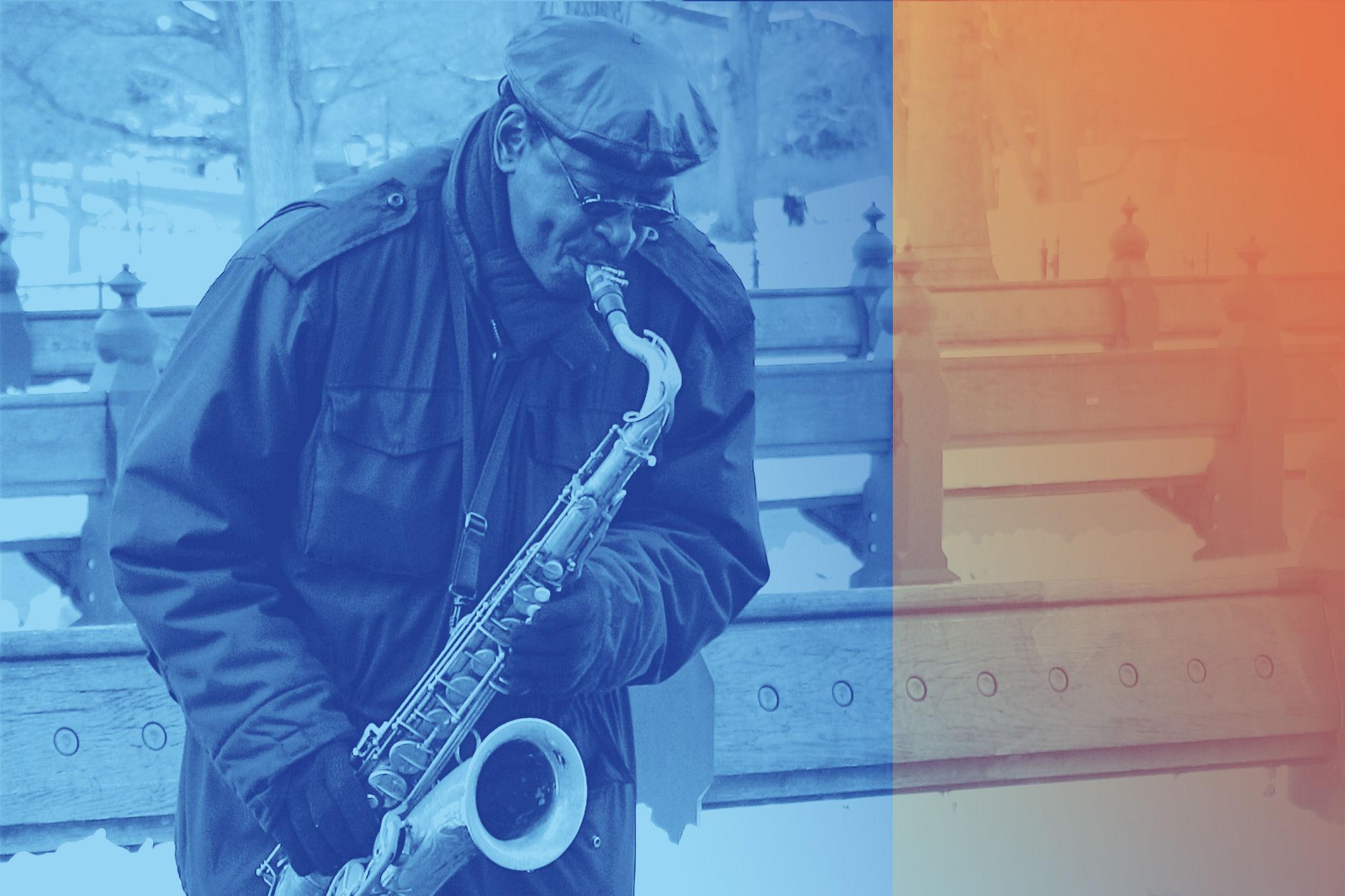 Obrázek Jazzové dopoledne, Don Redman, všestranný průkopník inovací jazzu.…