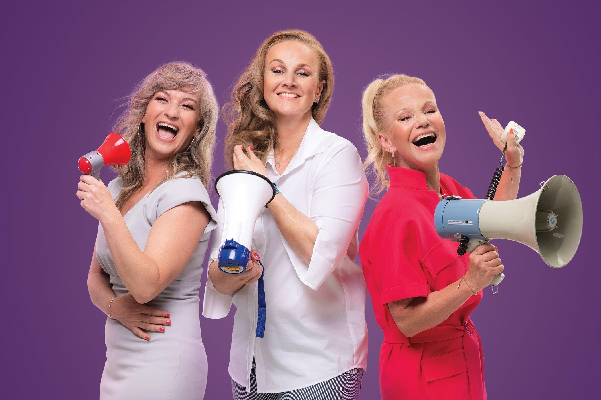 Obrázek Polední sirény, Jitka Asterová a Linda Finková humorně komentují…
